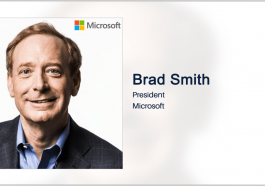 Brad Smith: Microsoft Aims to Help Agencies Catch Up on Security Protection - top government contractors - best government contracting event