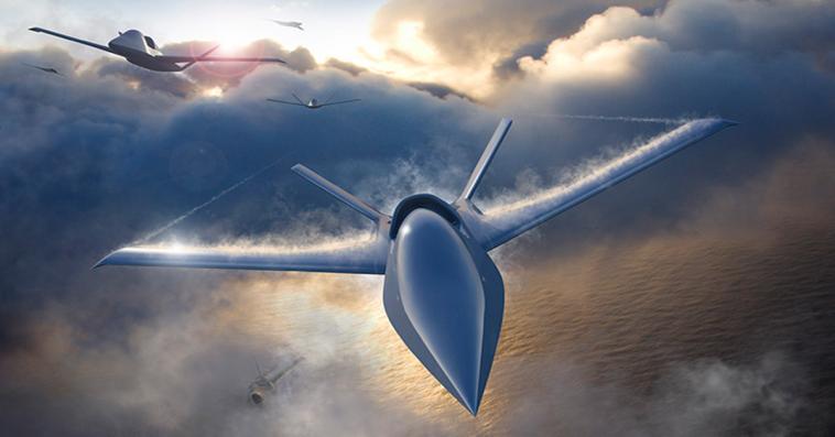 Northrop, Scaled Composites Design New Attritable Aircraft; Richard Sullivan Quoted - top government contractors - best government contracting event