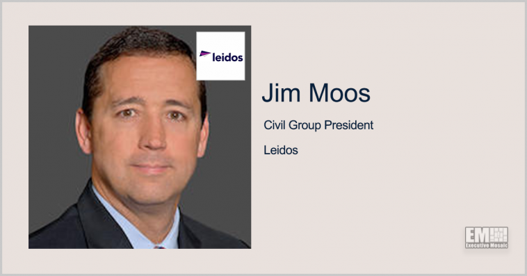 Leidos Secures $65M Contract to Update IRS Systems; Jim Moos Quoted - top government contractors - best government contracting event