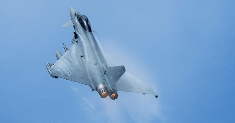 BAE Awarded $305M to Build Synthetic Training Platform for UK Typhoon Aircraft Pilots - top government contractors - best government contracting event