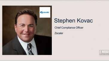 Zscaler's Cloud-Based Zero Trust Offerings Achieve StateRAMP Ready Status; Stephen Kovac Quoted - top government contractors - best government contracting event