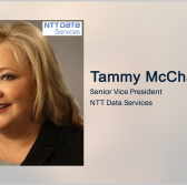 NTT Data to Develop Case Management System Under DOJ Contract; Tammy McChain Quoted - top government contractors - best government contracting event