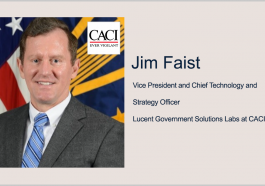 CACI VP Jim Faist Named to Trident Systems' Board of Directors; John Broglio Quoted - top government contractors - best government contracting event