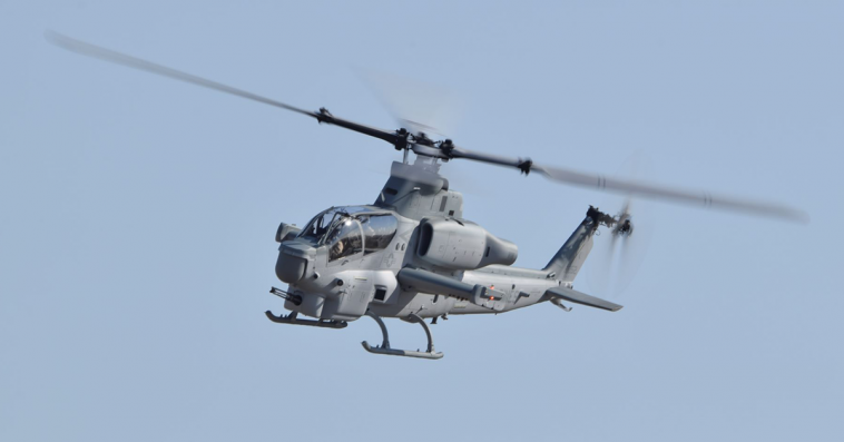 Marine Corps Receives Additional Bell Textron-Made AH-1Z Viper Aircraft - top government contractors - best government contracting event