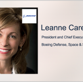 Boeing Projects $2.6T Defense, Space Market Opportunity Through 2030; Leanne Caret Quoted - top government contractors - best government contracting event
