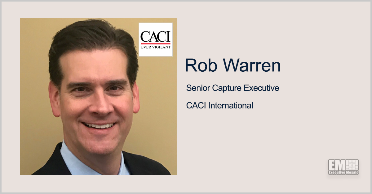CloudBees Teams Up With CACI to Accelerate Government Software Delivery; Rob Warren Quoted - top government contractors - best government contracting event