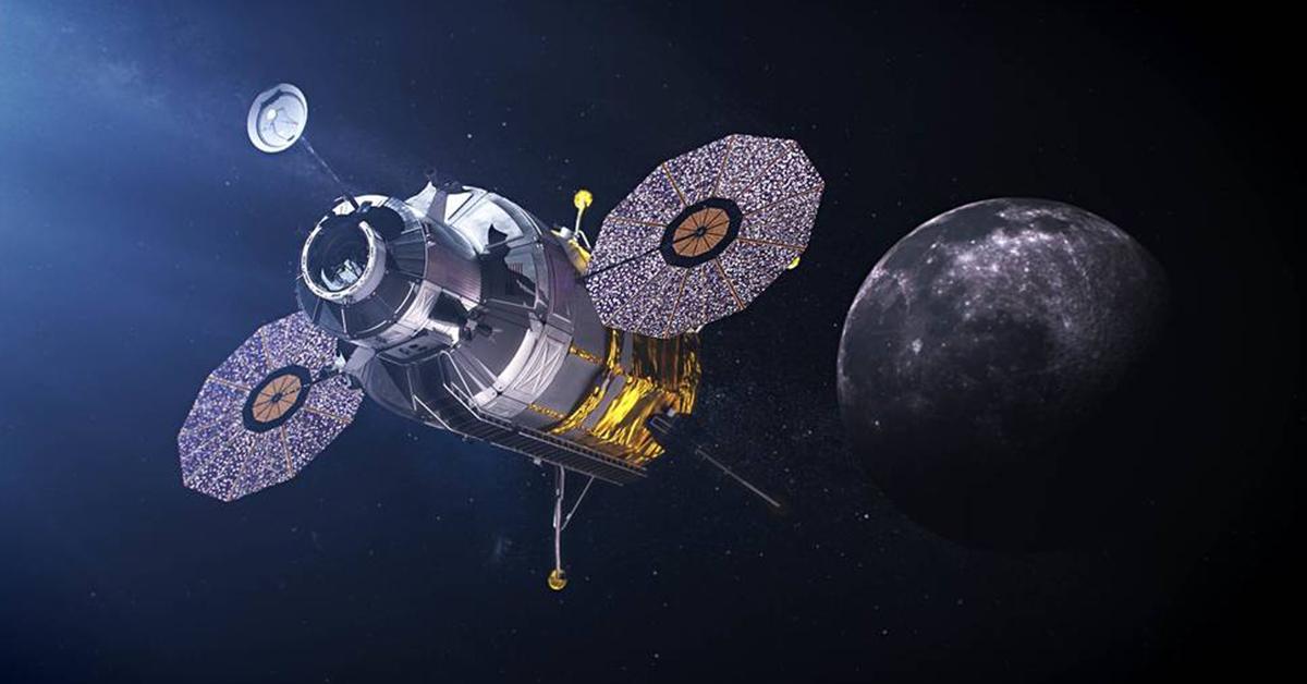 NASA Taps Dynetics to Work on Sustainable Lunar Lander System