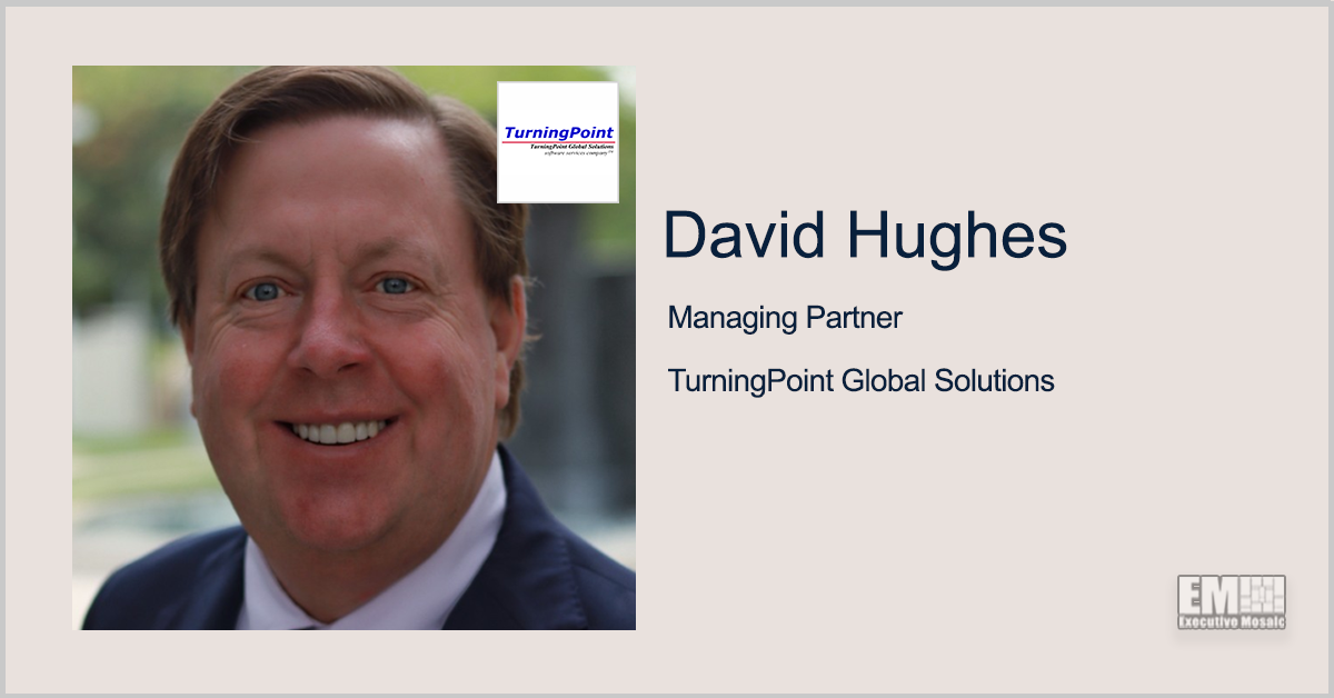 TurningPoint Secures HHS Contract for OIG Mobile Telecom, Services; David Hughes Quoted