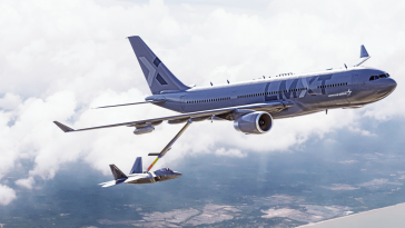 Lockheed Launches 'LMXT' Tanker - top government contractors - best government contracting event
