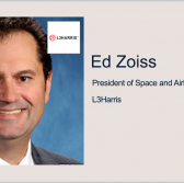 L3Harris Receives SDA's OK for Missile Tracking Satellite Prototype Design; Ed Zoiss Quoted - top government contractors - best government contracting event