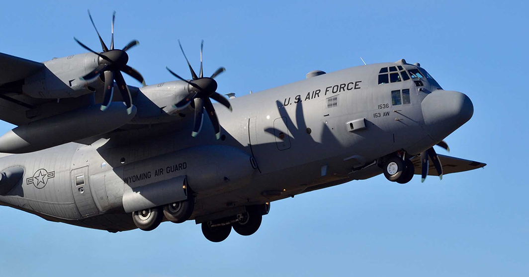 Collins Aerospace to Deliver Additional C-130H Propeller Upgrades to Air Force