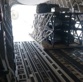 Lockheed, USAF Complete Palletized Strike Mission Demo; Scott Callaway Quoted - top government contractors - best government contracting event
