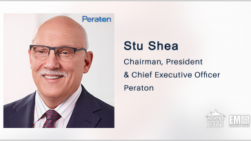 Peraton Acquires ViON's as-a-Service Business; Stu Shea, Ramzi Musallam & Tom Frana Quoted - top government contractors - best government contracting event