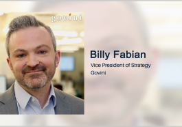 Govini Issues Report on DOD's JADC2 Spending; Billy Fabian Quoted - top government contractors - best government contracting event