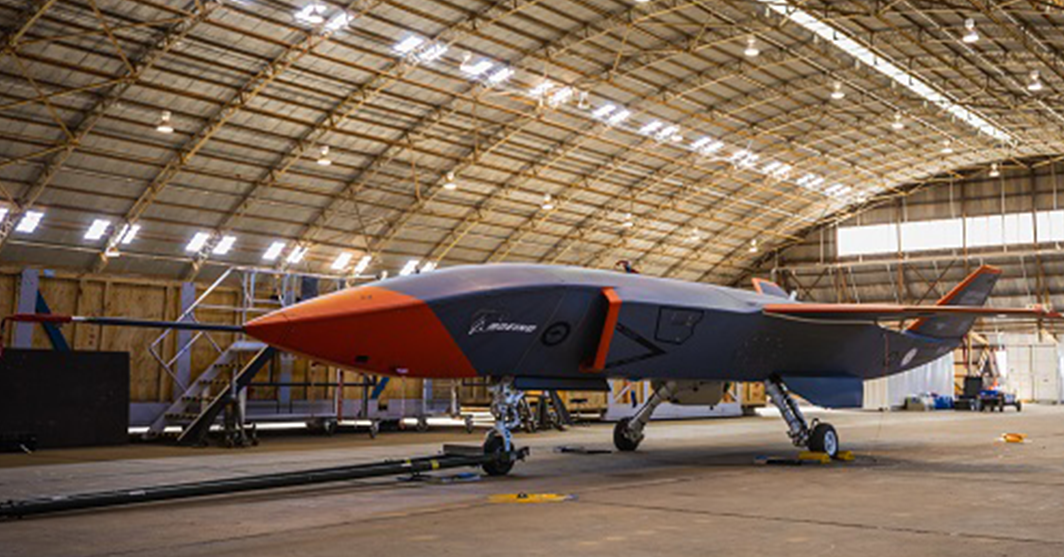 Boeing to Establish Drone Assembly Facility in Australia; Scott Carpendale Quoted