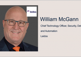Leidos Subsidiary CTO William McGann Joins Quantum Computing Inc.'s Board - top government contractors - best government contracting event