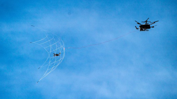 Fortem's Drone Tech Intercepts Threat UAS During Army's Test - top government contractors - best government contracting event