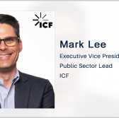 ICF to Support USAID Survey Data Collection; Mark Lee Quoted - top government contractors - best government contracting event