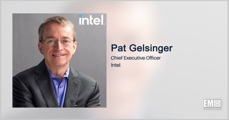 Intel Starts $20B Construction of 2 Semiconductor Factories in Arizona; Pat Gelsinger Quoted - top government contractors - best government contracting event