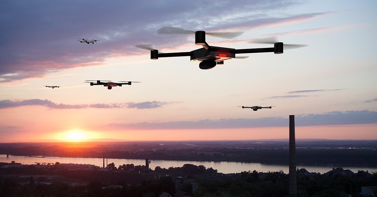 DOD Tests Five Counter-Drone Technologies; Mike DiGennaro Quoted - top government contractors - best government contracting event