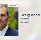 Carahsoft to Distribute Zoom for Government Tool via AWS GovCloud; Craig Abod Quoted - top government contractors - best government contracting event