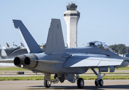 Navy Receives First Delivery of Boeing Block III F/A-18 Super Hornet - top government contractors - best government contracting event