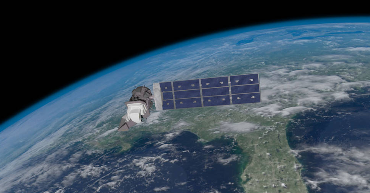 Northrop-Made Satellite Launches for Land Imagery Effort of NASA, US Geological Survey - top government contractors - best government contracting event