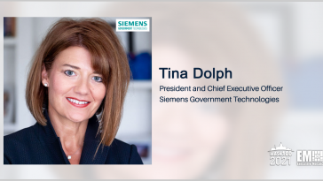 Siemens Government Technologies Gets DISA Infrastructure Modernization Task Order; Tina Dolph Quoted - top government contractors - best government contracting event