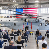 Sikorsky Unveils 1st USMC King Stallion Helicopter From Digital Factory - top government contractors - best government contracting event