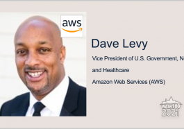 Dave Levy: AWS Cloud Region for US Government Reaches 10-Year Milestone - top government contractors - best government contracting event