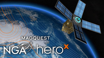 HeroX to Host 4th Phase of NGA's Magnetic Field Mapping Challenge - top government contractors - best government contracting event