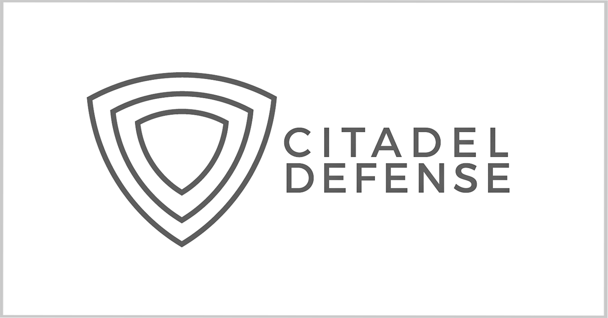 Citadel to Supply Counter-Drone Platform to US Government; Christopher Williams Quoted - top government contractors - best government contracting event