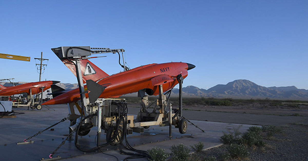 Raytheon Flight Tests New Manned-Unmanned Teaming Tech for DOD - top government contractors - best government contracting event