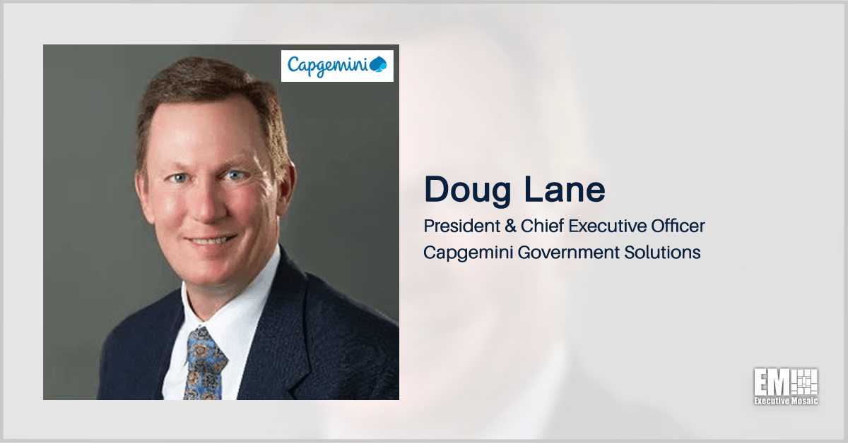 Capgemini to Purchase VariQ, Expand Government IT Offerings; Doug Lane Quoted - top government contractors - best government contracting event