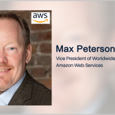 Max Peterson: AWS Innovation Studio to Work With Public Sector to Build Platforms With National, Global Impact - top government contractors - best government contracting event