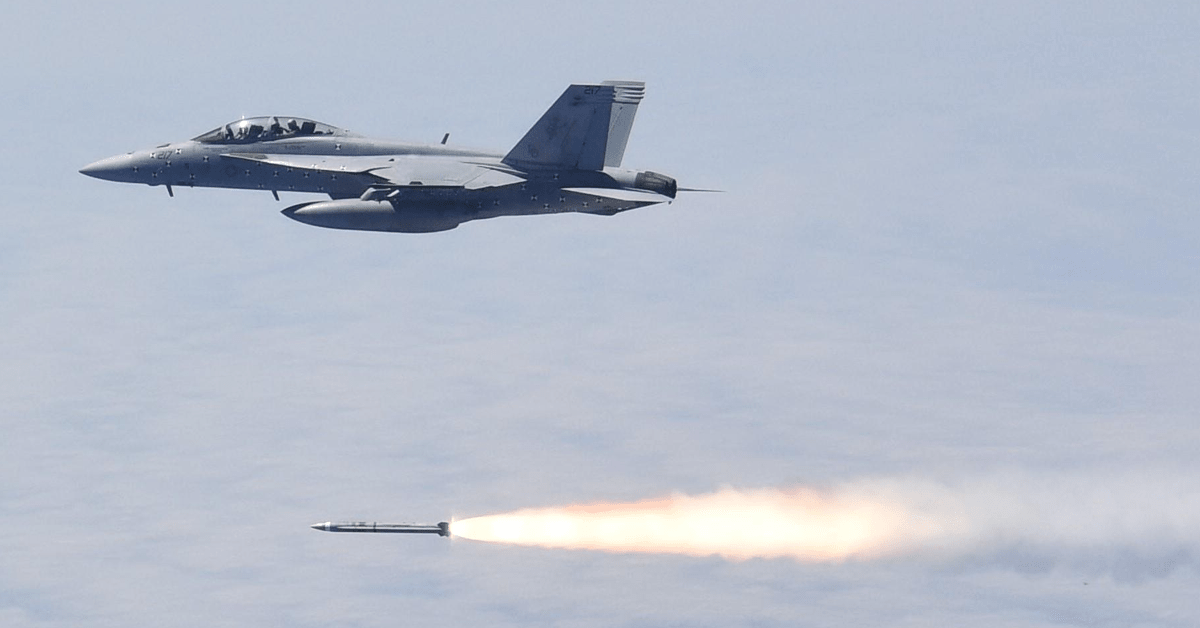 Northrop to Start Low-Rate Initial Production of Navy Anti-Radiation Missile With Extended Range
