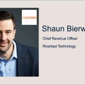 Riverbed Elevates Shaun Bierweiler to Chief Revenue Officer Role - top government contractors - best government contracting event