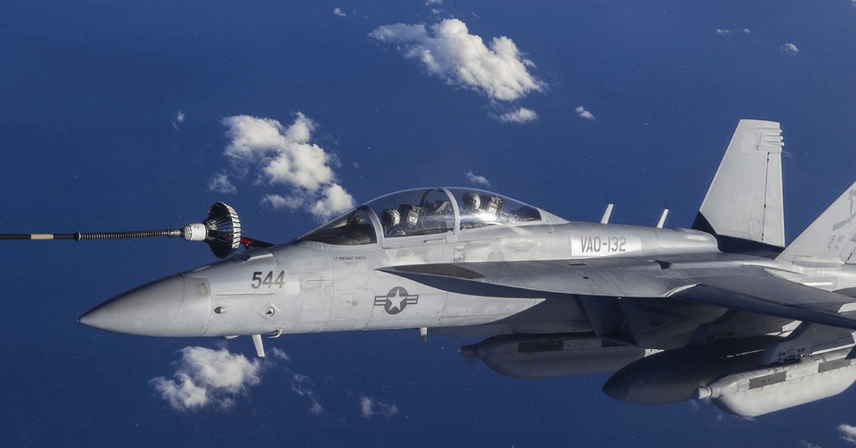 State Department Clears $125M Growler Aircraft Sale to Australia