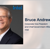 Intel's Bruce Andrews: US Government Incentives Needed to Back Domestic Chip Manufacturing - top government contractors - best government contracting event