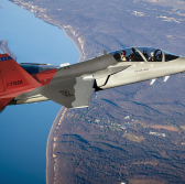Saab Provides Aircraft Component for Boeing's T-7A Red Hawk Program - top government contractors - best government contracting event