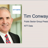 NTT Data Announces 'Smart Back to Work' App for Federal Vaccination Compliance; Tim Conway Quoted - top government contractors - best government contracting event