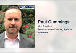 Amentum Receives Army Training System Prototype OTA; Paul Cummings Quoted - top government contractors - best government contracting event