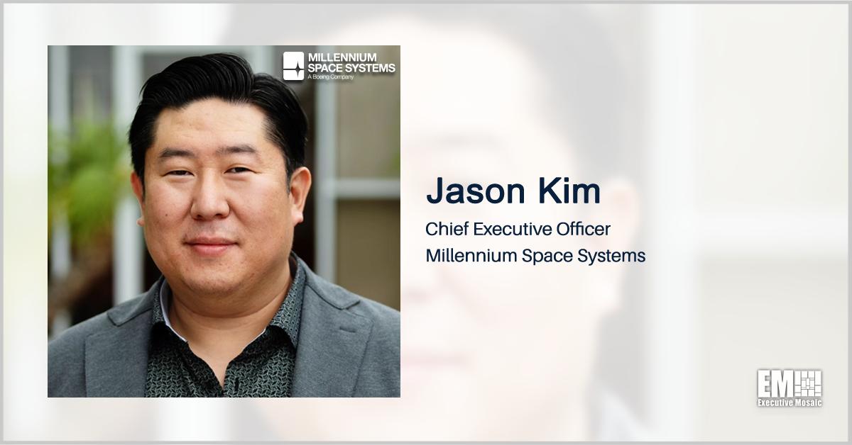 Jason Kim: Millennium Space Eyes Missile Warning Satellite Contracts