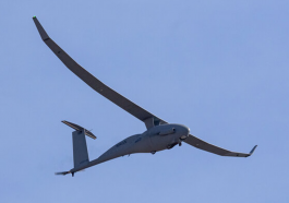 Platform Aerospace-Built Vanilla UAS Demos 8 Days of Continuous Flight - top government contractors - best government contracting event
