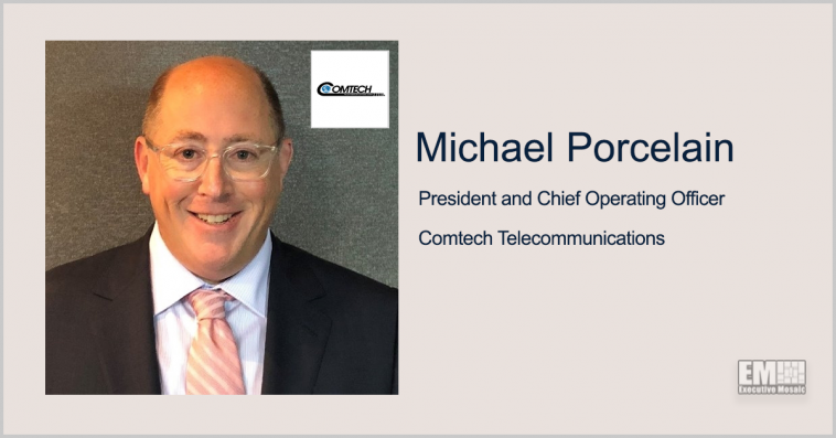 Comtech President, COO Michael Porcelain to Succeed Fred Kornberg as CEO - top government contractors - best government contracting event