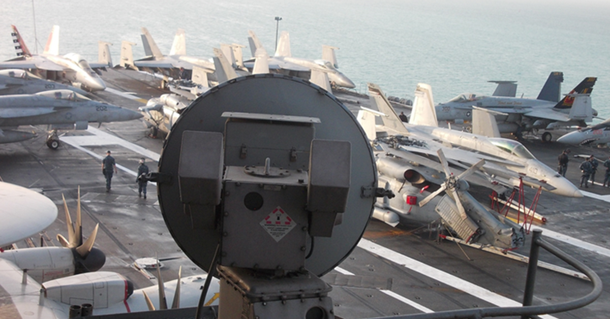 BAE Receives $69M Navy IDIQ for Automatic Carrier Landing System Support