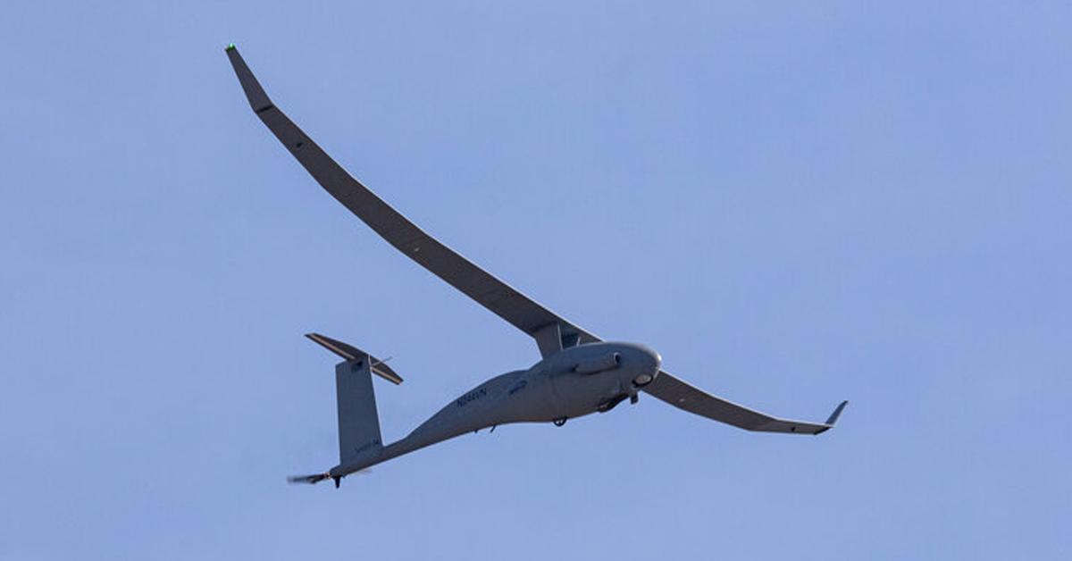 Platform Aerospace-Built Vanilla UAS Demos 8 Days of Continuous Flight