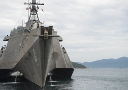 Navy Taps Lockheed for Littoral Combat Ship Design, Support Services Under $80M Award - top government contractors - best government contracting event