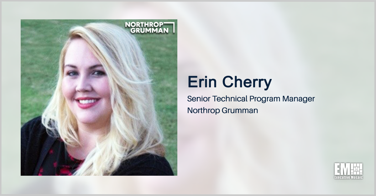 Northrop, Raytheon to Participate in DARPA's Drone Swarm Control Tech Demo; Erin Cherry Quoted