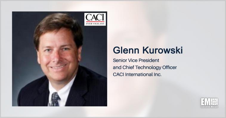Glenn Kurowski: CACI Seeks to Accelerate Software Development Through GitLab Partnership - top government contractors - best government contracting event